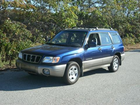 2002 Subaru Forester for sale in Exeter RI