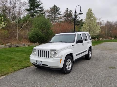 2011 Jeep Liberty for sale in Exeter, RI