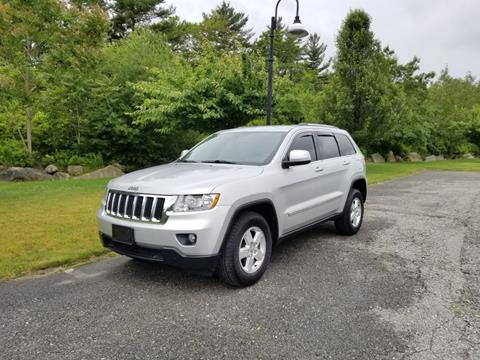 2013 Jeep Grand Cherokee for sale in Exeter, RI