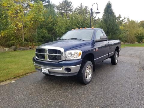 2008 Dodge Ram Pickup 2500 for sale in Exeter, RI