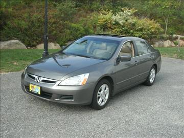 2007 Honda Accord for sale in Exeter, RI