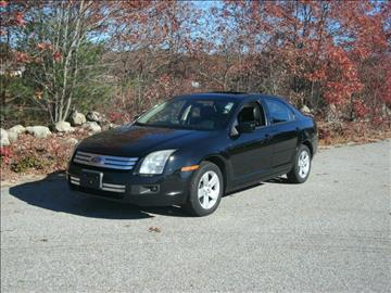 2007 Ford Fusion for sale in Exeter, RI
