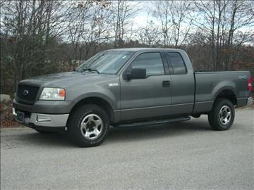 2004 Ford F-150 for sale in Exeter, RI