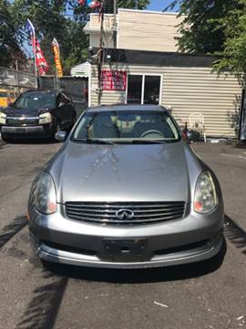 2004 Infiniti G35 for sale in Woodhaven, NY