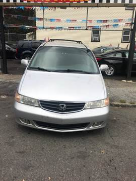 2002 Honda Odyssey for sale in Woodhaven, NY