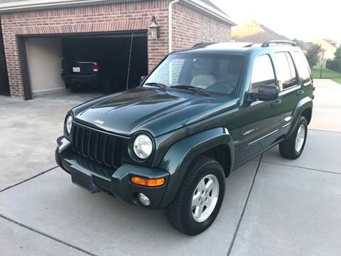 2002 Jeep Liberty for sale in Mckinney, TX