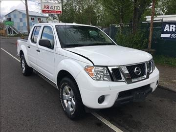 2012 Nissan Frontier for sale in Portland, OR