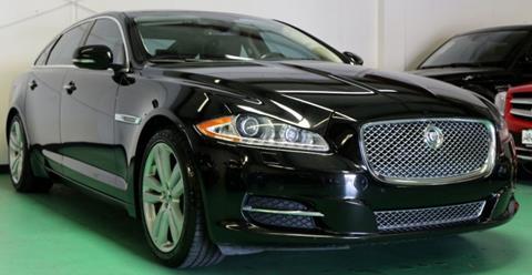 2013 Jaguar XJL for sale in Dallas, TX