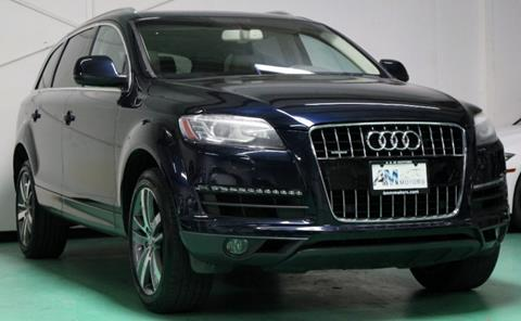 2012 Audi Q7 for sale in Dallas, TX