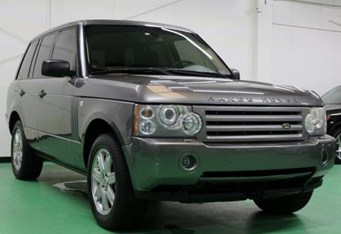 2008 Land Rover Range Rover for sale in Dallas, TX