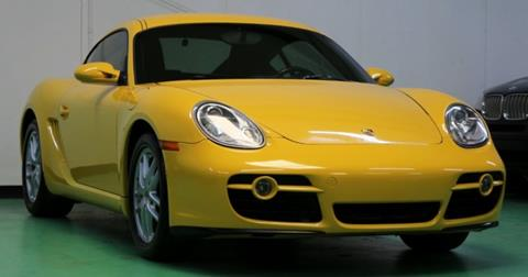 2008 Porsche Cayman for sale in Dallas, TX