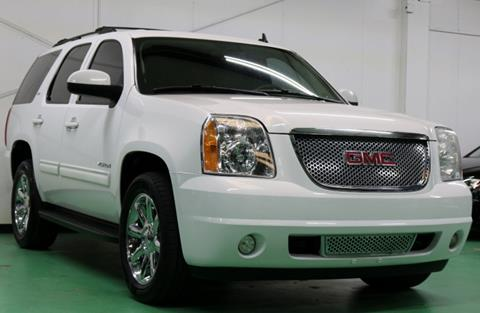 2012 GMC Yukon for sale in Dallas, TX