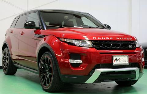 2015 Land Rover Range Rover Evoque for sale in Dallas, TX