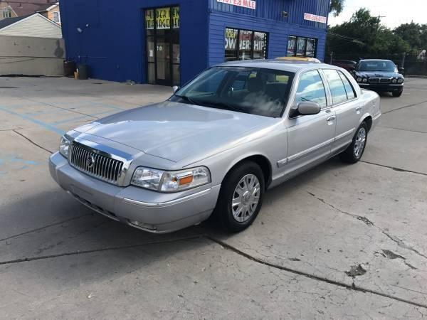 2008 Mercury Grand Marquis car for sale in Detroit