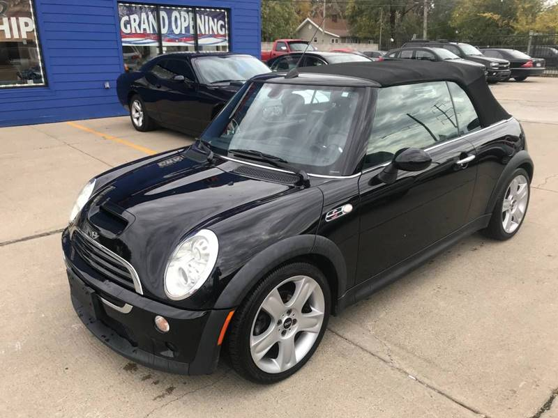 2005 Mini Cooper car for sale in Detroit