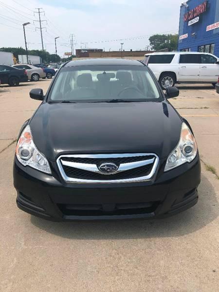2010 Subaru Legacy car for sale in Detroit