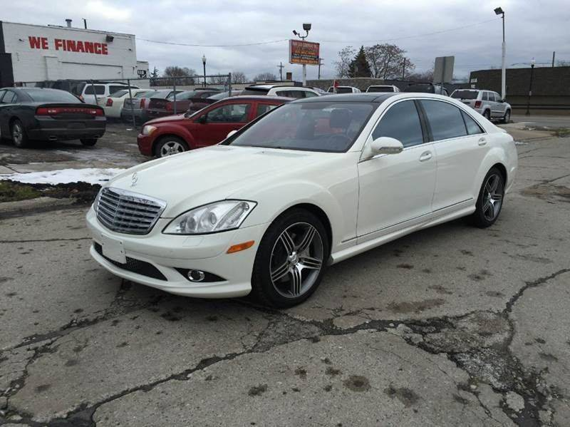 2009 Mercedes-Benz S-class car for sale in Detroit