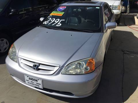 2003 Honda Civic for sale in North Hills, CA