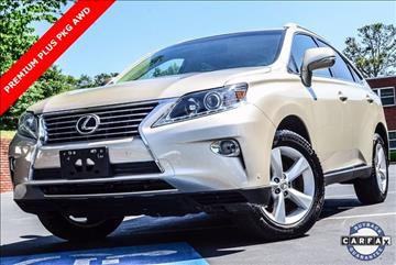2013 Lexus RX 350 for sale in Roswell, GA