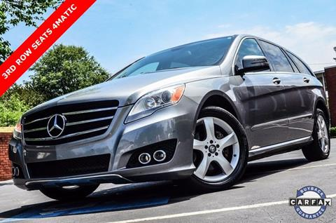 2011 Mercedes-Benz R-Class for sale in Roswell, GA