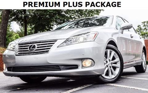 2012 Lexus ES 350 for sale in Roswell, GA