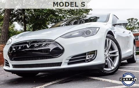 2013 Tesla Model S for sale in Roswell, GA