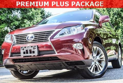 2013 Lexus RX 450h for sale in Roswell, GA