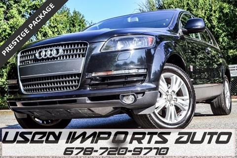 2009 Audi Q7 for sale in Roswell, GA