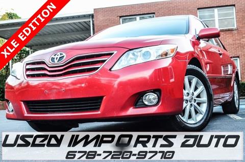 2010 Toyota Camry for sale in Roswell, GA