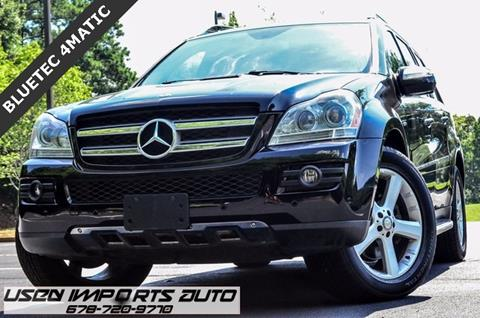 2009 Mercedes-Benz GL-Class for sale in Roswell, GA
