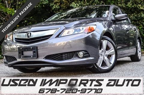 2015 Acura ILX for sale in Roswell, GA