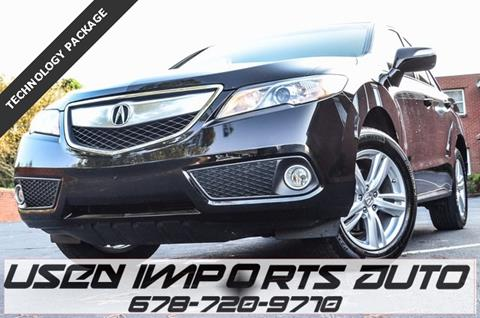 2015 Acura RDX for sale in Roswell, GA