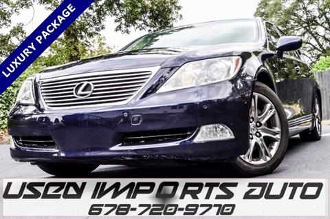 2007 Lexus LS 460 for sale in Roswell, GA