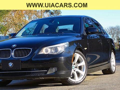 2009 BMW 5 Series for sale at Used Imports Auto - Lawrenceville in Lawrenceville GA