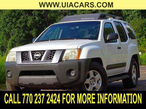 2005 Nissan Xterra for sale at Used Imports Auto - Lawrenceville in Lawrenceville GA