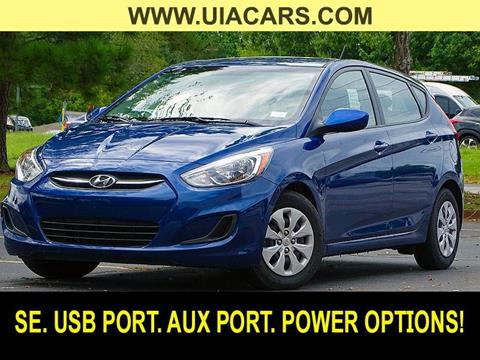 2016 Hyundai Accent for sale at Used Imports Auto - Lawrenceville in Lawrenceville GA