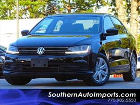 2017 Volkswagen Jetta for sale at Used Imports Auto - Southern Auto Imports in Stone Mountain GA