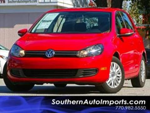 2014 Volkswagen Golf for sale at Used Imports Auto - Southern Auto Imports in Stone Mountain GA