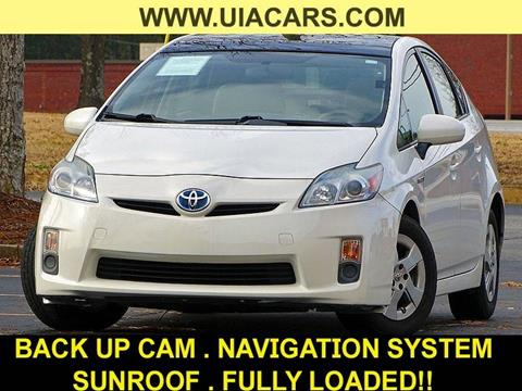 2010 Toyota Prius for sale at Used Imports Auto - Lawrenceville in Lawrenceville GA