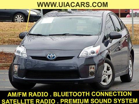 2011 Toyota Prius for sale at Used Imports Auto - Lawrenceville in Lawrenceville GA