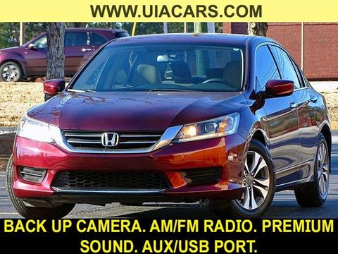 2013 Honda Accord for sale at Used Imports Auto - Lawrenceville in Lawrenceville GA