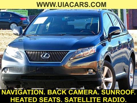 2010 Lexus RX 350 for sale at Used Imports Auto - Lawrenceville in Lawrenceville GA