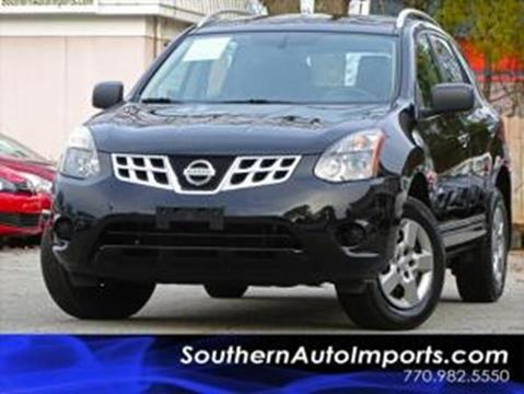 2015 Nissan Rogue Select for sale at Used Imports Auto - Southern Auto Imports in Stone Mountain GA