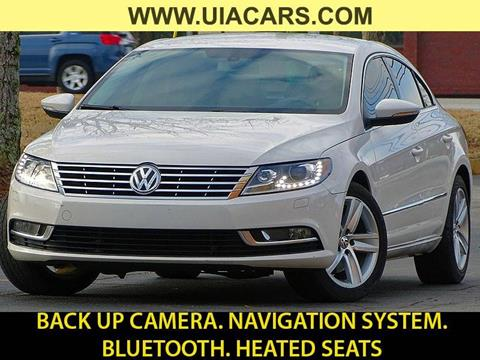 2014 Volkswagen CC for sale at Used Imports Auto - Lawrenceville in Lawrenceville GA