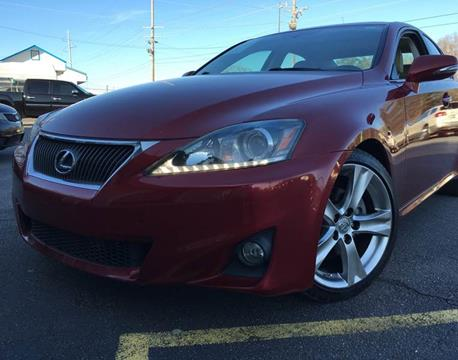 2011 Lexus IS 250 for sale at Used Imports Auto - Metro Auto Credit in Smyrna GA