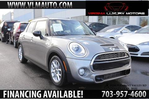 2017 MINI Hardtop 4 Door for sale at Used Imports Auto - Virginia Luxury Motors in Chantilly GA