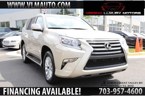2015 Lexus GX 460 for sale at Used Imports Auto - Virginia Luxury Motors in Chantilly GA