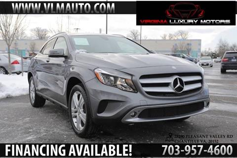2016 Mercedes-Benz GLA for sale at Used Imports Auto - Virginia Luxury Motors in Chantilly GA