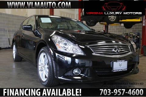 2015 Infiniti Q40 for sale at Used Imports Auto - Virginia Luxury Motors in Chantilly GA