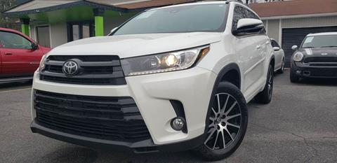 2017 Toyota Highlander for sale at Used Imports Auto - Metro Auto Credit in Smyrna GA
